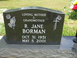 R. Jane Borman