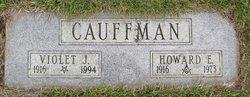 Violet Juanita <i>Edwards</i> Cauffman