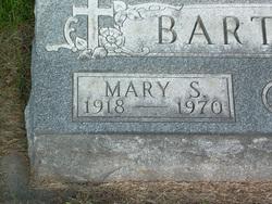 Mary S. <i>Hughes</i> Bartlein