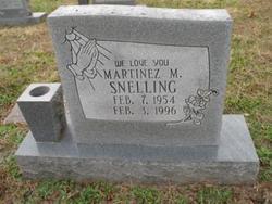 Rev Martinez Mike Zinitram Snelling