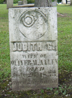 Judith G <i>Cole</i> Allen