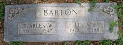 Lelia Bertrulia <i>Robison</i> Barton