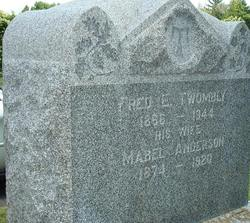 Mabel L <i>Anderson</i> Twombly