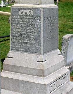 William Wallace Bennett