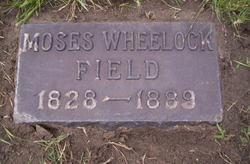 Moses Whelock Field