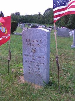 Melvin Earl Newlin