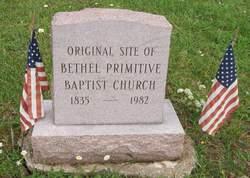 Bethel Chapel Cemetery
