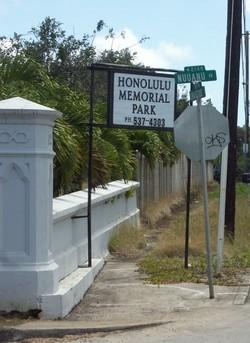 Honolulu Memorial Park