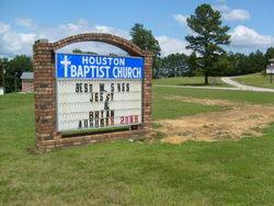 Houston Baptist Church Cemetery
