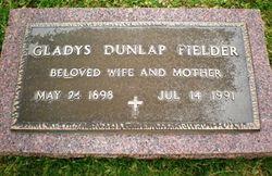 Jane Gladys <i>Dunlap</i> Fielder