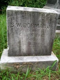 Sherman Watterson Dorman, Jr