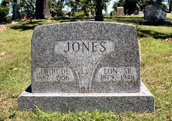 Gertrude <i>Simpson</i> Jones