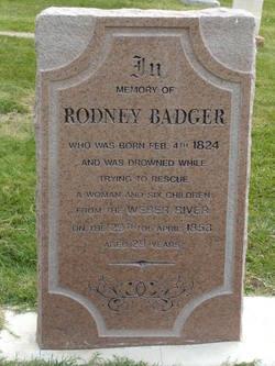 Rodney Badger