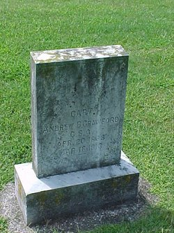 Capt Andrew B. Crawford