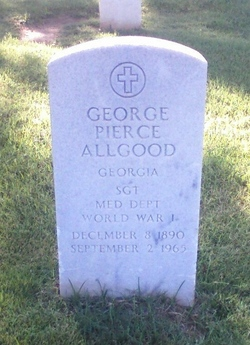 George P Allgood