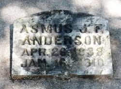 Asmus John Frederick Anderson