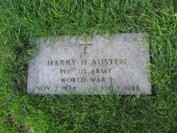 Harry H Austen