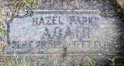 Hazel Deseret <i>Parke</i> Adair