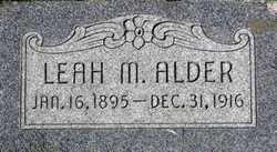 Leah Mina <i>Duke</i> Alder