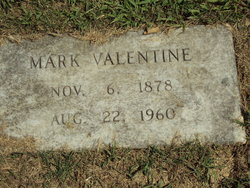 Mark Valentine