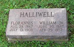 Floriannus <i>Lance</i> Halliwell