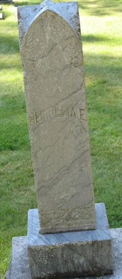 Henrietta Enola <i>White</i> Miller