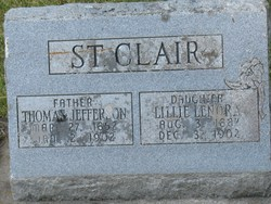 Thomas Jefferson St. Clair