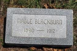 Mable Blackburn
