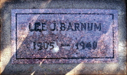 Lee James Barnum