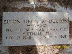 Elton Gene Anderson