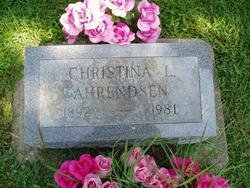 Christina L. Ahrendsen