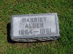 Harriet Alden