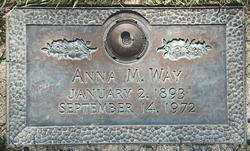 Anna M <i>Lightcap</i> Way