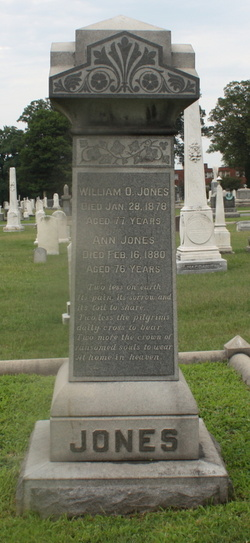 Margaret R <i>Jones</i> Darby