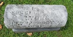Earl C Lyons