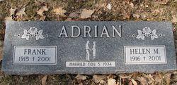 Frank L Adrain