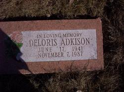 Deloris <i>Hammons</i> Adkison