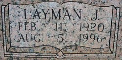 Layman Jesse McGill