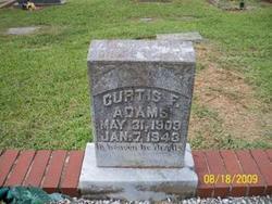 Curtis F. Adams