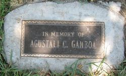 Agustali C. Gamboa