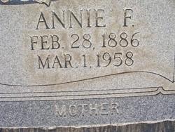 Annie <i>Fairclough</i> Clark