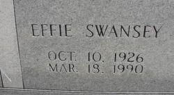 Effie <i>Swansey</i> Burel