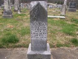 Maria Mary <i>Wittrock</i> Bunge