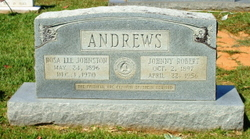 Johnny Robert Andrews