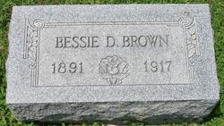 Bessie Marie <i>Donaldson</i> Brown