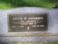 Lester W Anderson