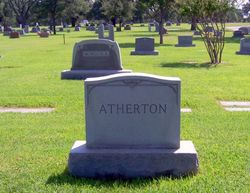 Ernestine J <i>Isidore</i> Atherton
