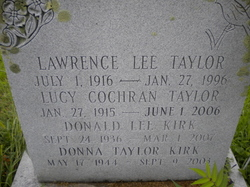 Lawrence Lee Taylor