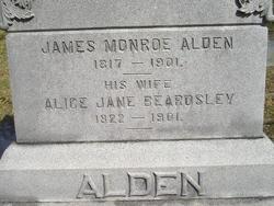 James Monroe Alden