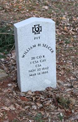 William Harrison Selcer